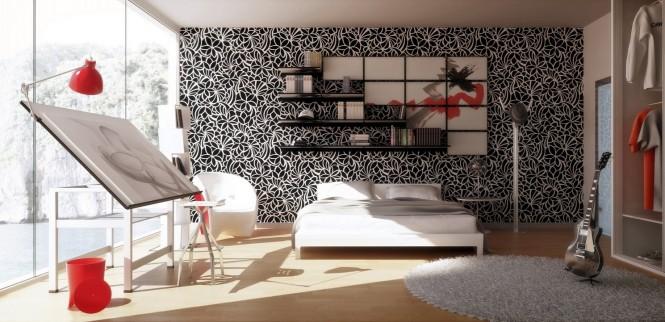 HeadBoard در طراحی اتاق خواب