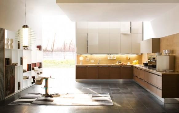 طراحي آشپزخانه هاي مدرن